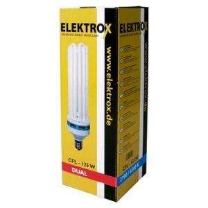 CFL lampa ELEKTROX 125W