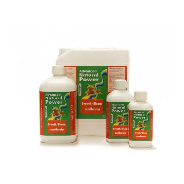 Advanced Hydroponics Growth/Bloom Excellerator 1l 500ml 250ml