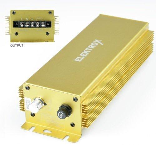 Elektrox 600W, Bez IEC