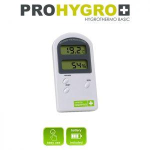Digitálny Thermo-Hygro Meter Basic Bez Sondy