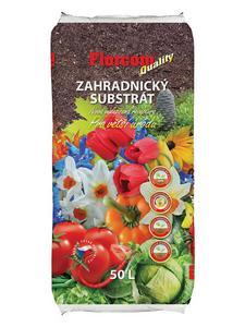 Substrát záhradnícky Quality
