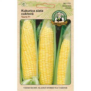 Kukurica siata cukrová (Tauris f1)