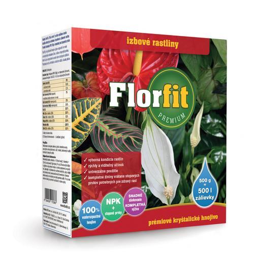 Florfit izbové rastliny