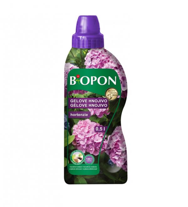 Biopon hnojivo na hortenzie - GÉL 500ml